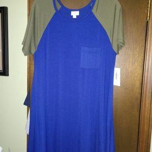 LuLaRoe Dresses - Lularoe Carly BNWT